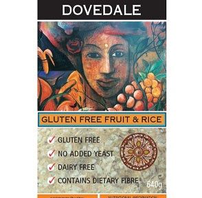 Dovedale Fruit & Rice Bread