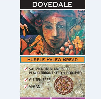 Dovedale Purple Paleo Bread