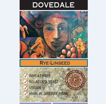 Dovedale Rye-Linseed Bread