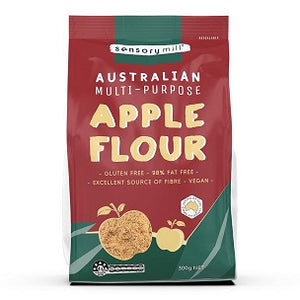 Sensory Mill Apple Flour