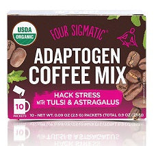 Four Sigmatic Mushroom Coffee Mix with Tulsi and Astragalus