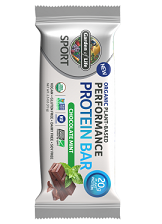 Garden of Life SPORT Organic Plant-Based Performance Protein Bars Chocolate Mint 70gm
