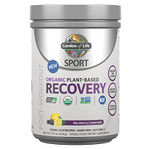 Garden of Life SPORT Organic Plant-Based Recovery 432gm
