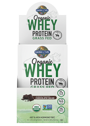 Garden of Life Organic Whey Protein Chocolate 33gm Sachet