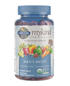 mykind Organics Men's Multi Gummies 120's
