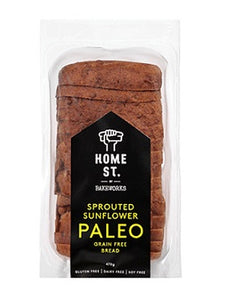 Home St. Paleo Sprouted Sunflower Paleo 470g * NEW *