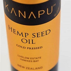 Kanapu Hemp Seed Oil – Limited Edition 2018 (250ml)