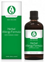 Kiwiherb Herbal Allergy Formula 100ml