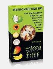 Kokonati Organic Dried Mixed Fruit Bits 100gm