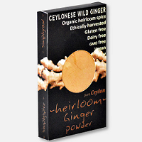 Kokonati Ceylon Wild Ginger Powder 30gm