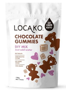Locako Chocolate Gummies