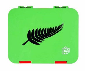 Lunch Box Inc. Silver Fern Kiwibox 2.0 Bento Lunchbox For Kids