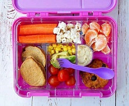 Lunch Box Inc. Unicorn Kiwibox 2.0 Bento Lunchbox For Kids