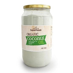 Natava Organic Coconut Oil 470ml
