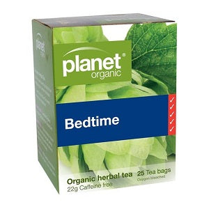 Planet Organic Bedtime Tea 25tbags