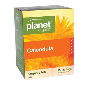 Planet Organic Calendula Tea 25tbags