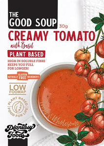 Plantasy The Good Soup Creamy Tomato & Basil  30gm