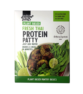 Plantasy Protein Patty Mix - Fresh Thai