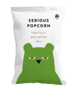 Serious Popcorn Real Butter 70gm - 15% off