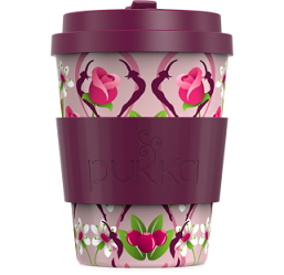 Pukka Tea Bamboo Cup Womankind