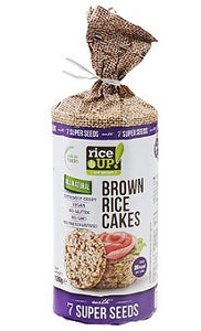 Rice Up Organic Rice Cakes with 7 Super Seeds