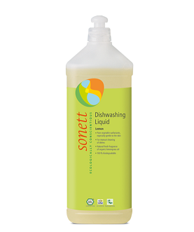 Sonett Dishwashing Liquid Lemon 1L