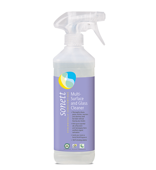 Sonett Multi Surface and Glass Cleaner 500ml