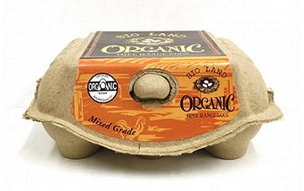 Vegetables – Bioland Organic Free Range Eggs 1/2 Dozen