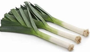 Vegetables – Leeks -