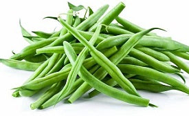 Vegetables – Beans round