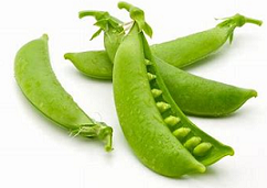 Vegetables – Sugar Snap Peas - Spray Free
