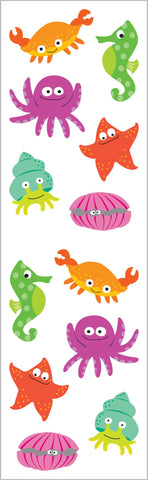 Chubby Sea Life Stickers