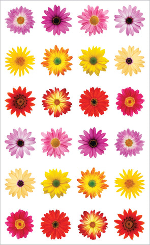 Flowers By The Dozen Stickers