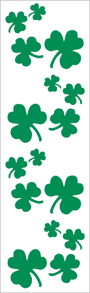 Shamrocks Stickers