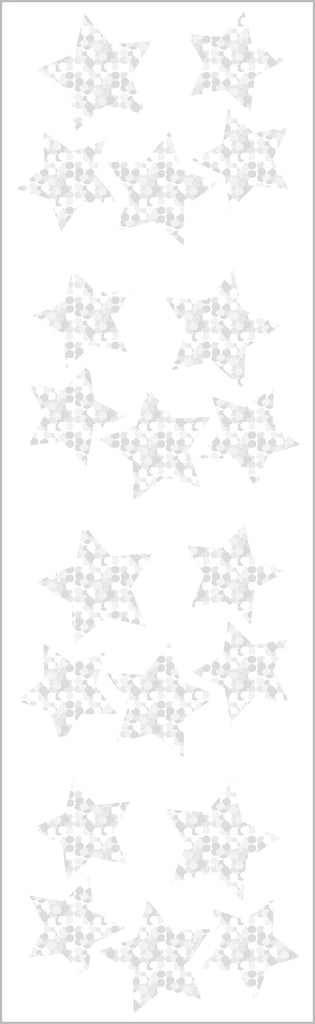 Sparkle Stars Stickers