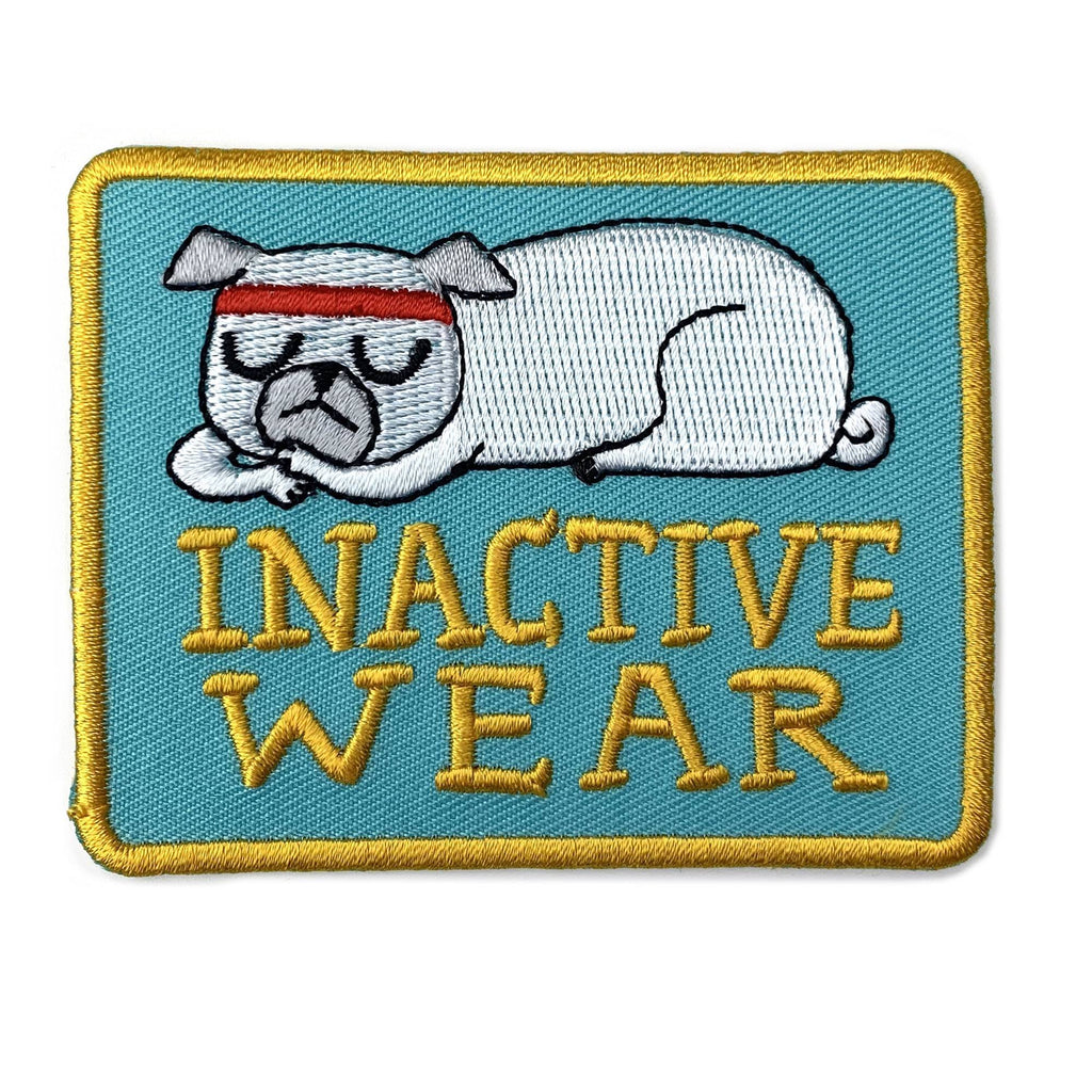 Inactive Wear Patch