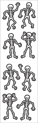 Skeletons Stickers