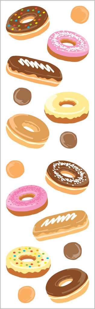 Frosted Donuts Stickers