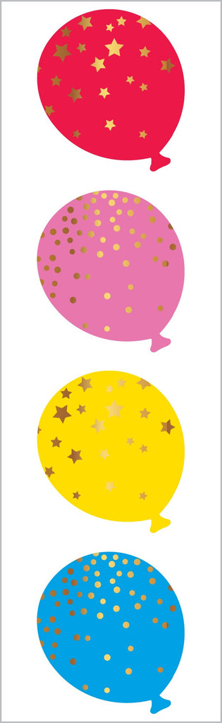 Fun Balloons Stickers