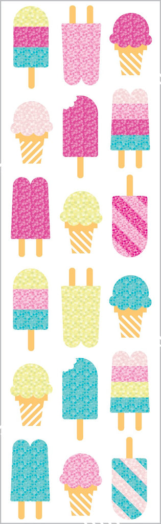 Pops And Cones Stickers
