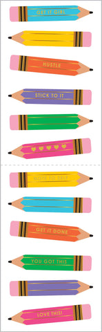 Pencil It In Stickers