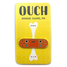 Ouch! Bandage Enamel Pin