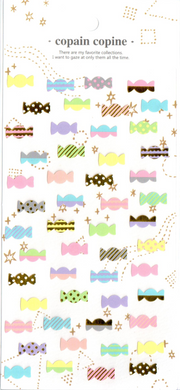 CC Candy Sticker Sheet
