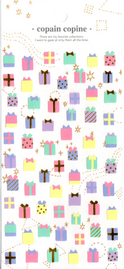 CC Gifts Sticker Sheet