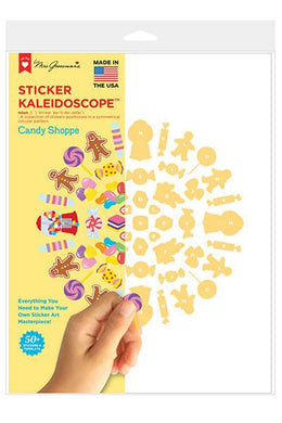 Candy Shoppe Sticker Kaleidoscope™