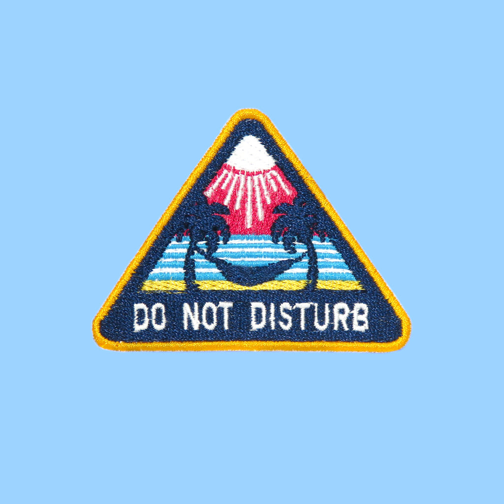 Do Not Distrub Patch