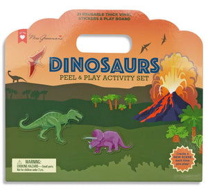 Dinosaurs Peel & Play Activity Set
