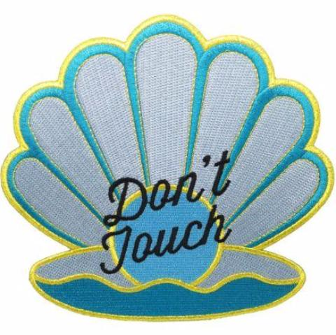 Don't Touch Large Patch