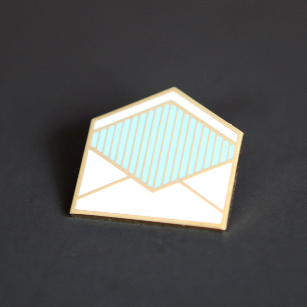 Envelope Pin