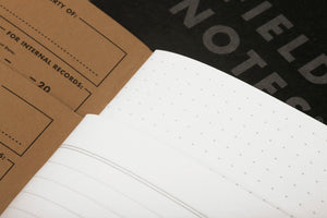 FN Pitch Black Memo Book